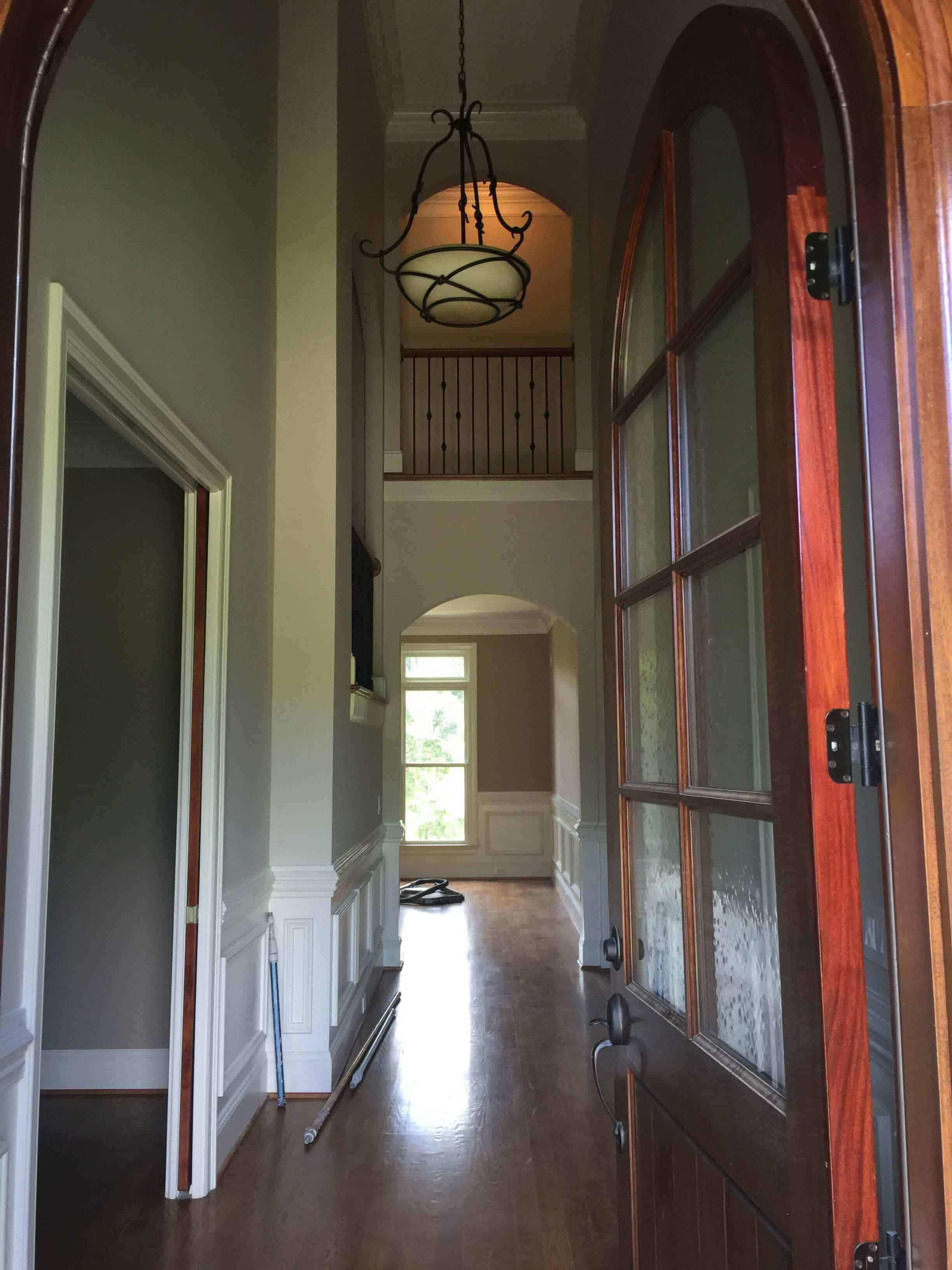 Welcome Home Entry